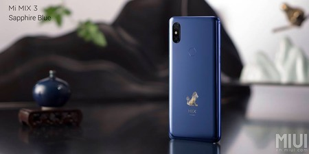 Xiaomi Mi Mix 3 Oficial Version Especial 10 Gb Ram
