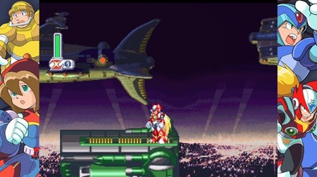 Mega Man X4 Modo Facil 02