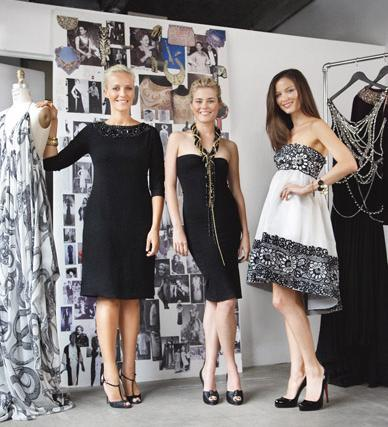 Crea tu vestido de Zac Posen, Marchesa, Phillip Lim…