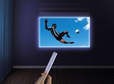 Philips Illusion: el futuro del cine en casa