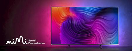 Las teles LCD y OLED de Philips para 2021 ajustarán el sonido a tus capacidades auditivas