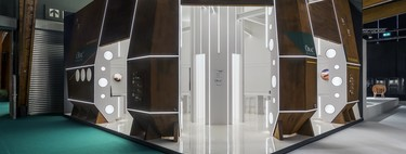 Las molduras pasan de ser solo detalles decorativos, a convertirse soluciones arquitectónicas