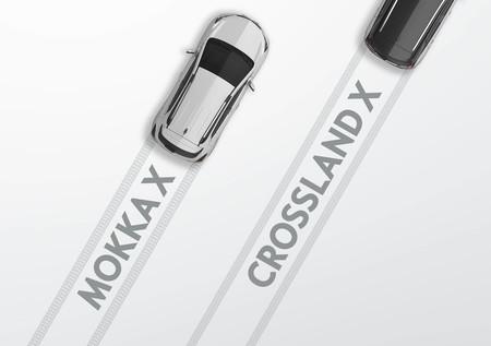 El Opel Crossland X es el primero de los tres nuevos SUV que prepara Opel de aquí a 2020