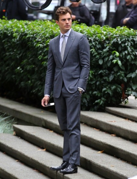 Aceptamos a Jamie Dornan como Christian Grey. Yes, I Do