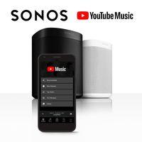 Los altavoces y bocinas Sonos ya pueden acceder al catálogo completo de Youtube Music en México