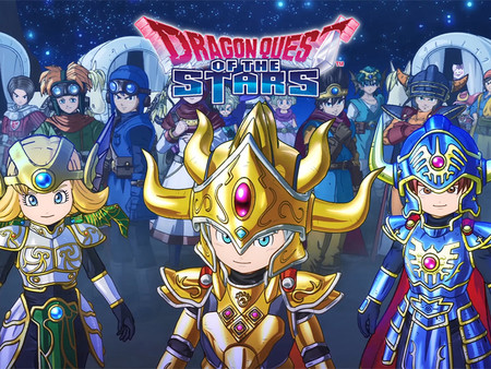 'Dragon Quest of the Stars', el RPG para móviles de Square Enix, llegará en 2020 a Occidente tras cinco años en Japón