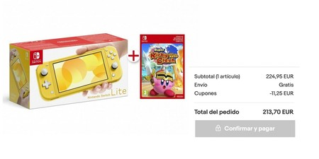 Nintendo Cupon