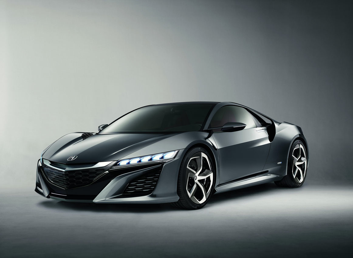 Foto de Honda NSX Concept (1/11)