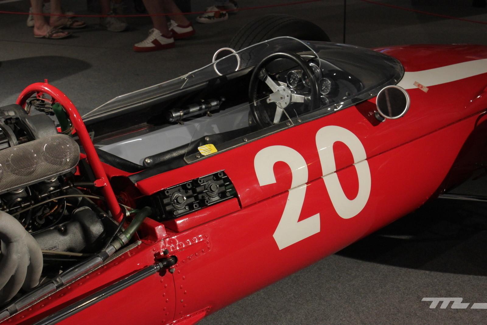 Foto de Museo de las 24 Horas de Le Mans (exposición temporal) (8/12)