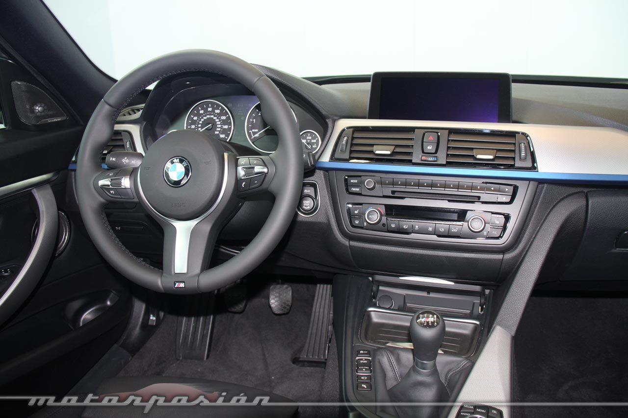 Foto de BMW Serie 3 GT (Presentación estática) (15/43)