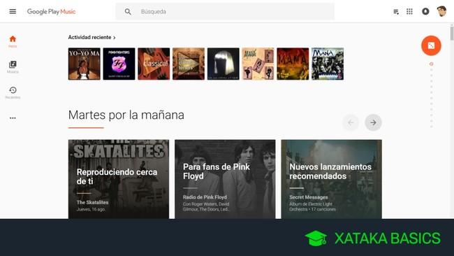 Cómo subir tu música a Google Play Music