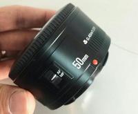El nuevo objetivo Yongnuo de 50 mm f/1.8 parece ser un clon del Canon EF 50 mm f/1.8 II