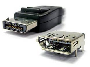 DisplayPort 2.0, con USB, diversos monitores y minipuertos