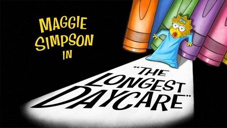 'El día más largo de Maggie', el cortometraje de 'Los Simpson' nominado al Oscar