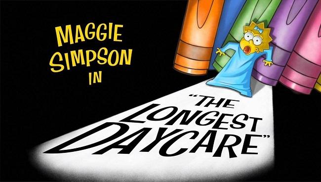 Imagen con el cartel de 'El día más largo de Maggie'