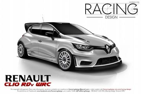 ¿Y si Renault hiciera una versión World Rally Car de su Clio?