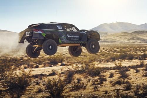 Volkswagen Atlas Cross Sport R, listo para devorar el desierto en la Baja 1000