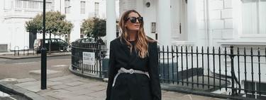 Siete blazers y siete cinturones para lograr el look de oficina más trendy de la temporada