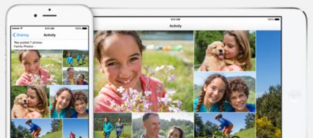 El carrete de fotografías volverá en iOS 8.1