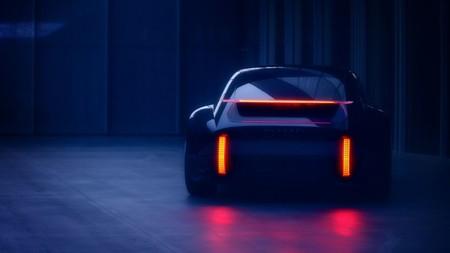 Hyundai Prophecy concept, un coche deportivo eléctrico con aires de Porsche 911 y Taycan para el Salón de Ginebra