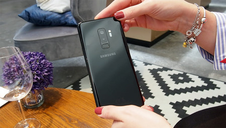 Samsung Galaxy S9 Plus Dxomark