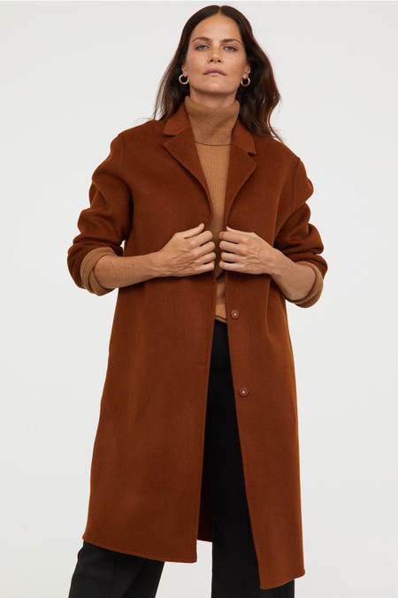 abrigos lowcost H&M