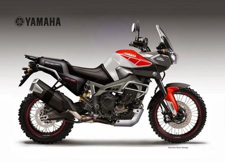 Yamaha MT-09 Worldcrosser Concept