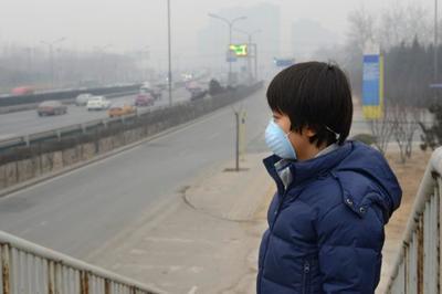 Aumenta la contaminación y con ella los casos de alergias infantiles
