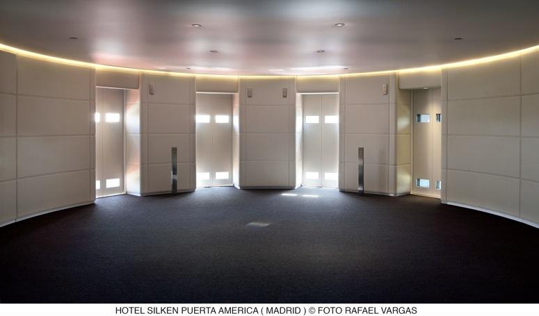 Foto de Hotel Puerta América: Norman Foster (1/8)
