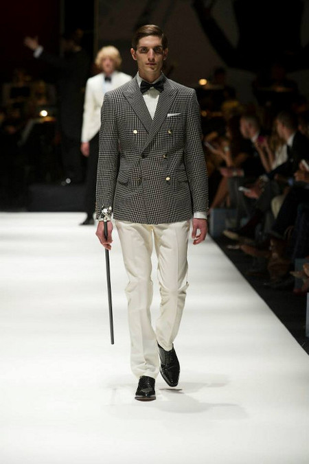 Hackett London SS 14   suit