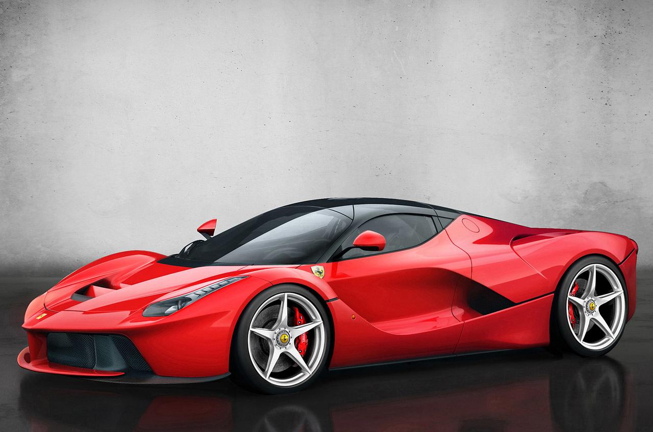 Foto de Ferrari LaFerrari (8/14)