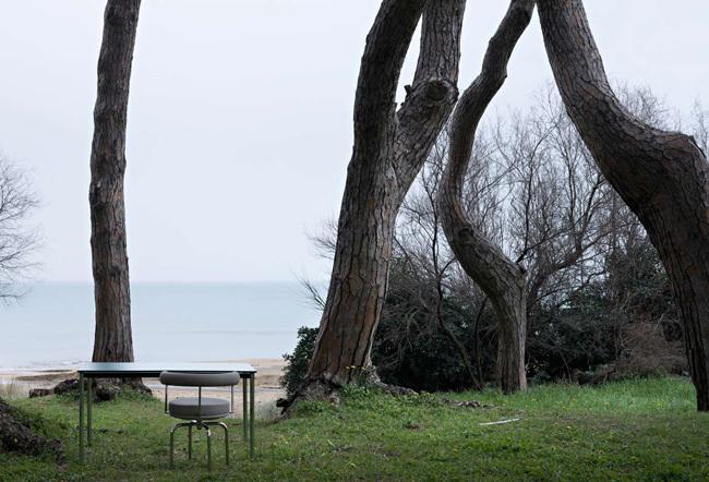 Foto de Los clásicos de Le Corbusier, ahora también para exterior (7/7)