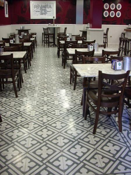 Emotile Pavimento Restaurante Palencia 01