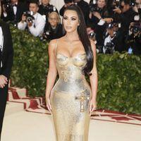 Gala MET 2018: Kim Kardashian y sus pequeños (minúsculos) guiños a la temática
