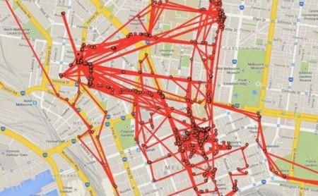 Para esto servía el historial de localizaciones de Google Maps: medir a qué tiendas vas tras ver publicidad