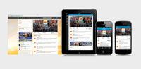 Twitter actualiza su interfaz web y en móviles
