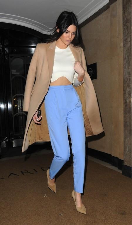 Kendall Jenner Londres 2