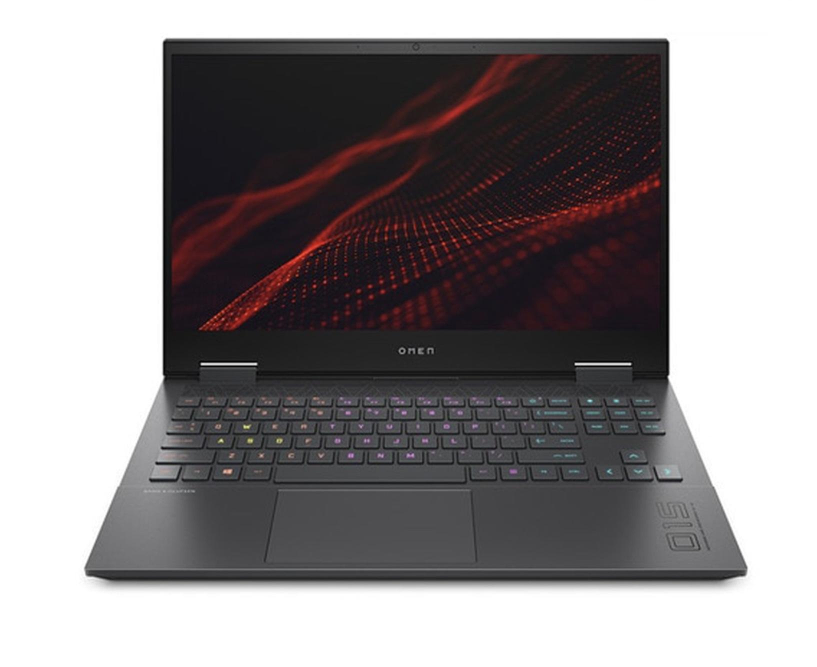 Portátil Gaming HP OMEN 15-en1009ns, AMD Ryzen 7, 16GB, 512GB SSD, Nvidia GeForce RTX 3060 6GB FreeDOS / Sin Sistema Operativo