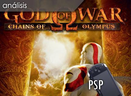 Análisis: 'God of War: Chains of Olympus', el mejor juego de PSP