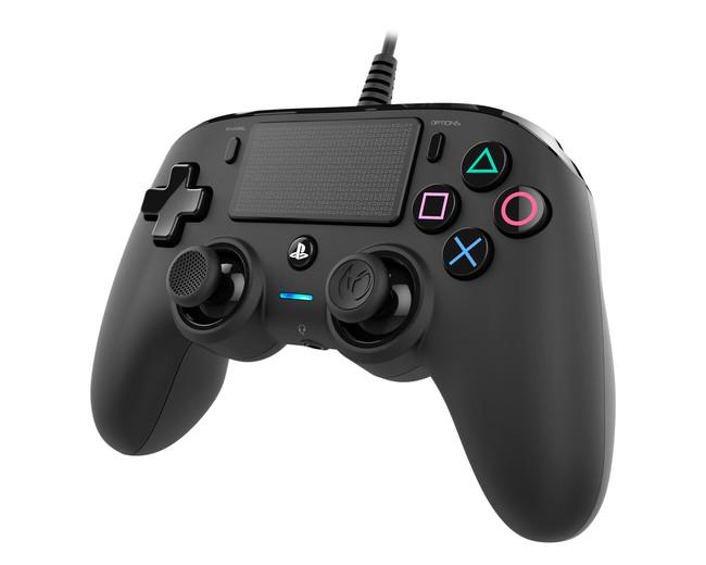 Nacon anuncia el Wired Compact Controller, un nuevo mando para PS4 con licencia de Sony