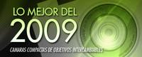 Lo mejor del 2009: Cámaras compactas de objetivos intercambiables