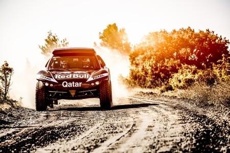 Nasser Al-Attiyah busca un segundo piloto para el Qatar Red Bull Team