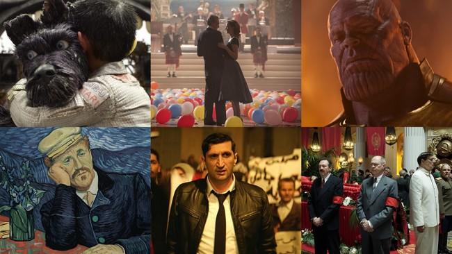 Las 13 mejores películas de 2018... hasta ahora