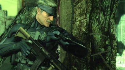 Metal Gear Solid 4: ¿el último con Kojima?