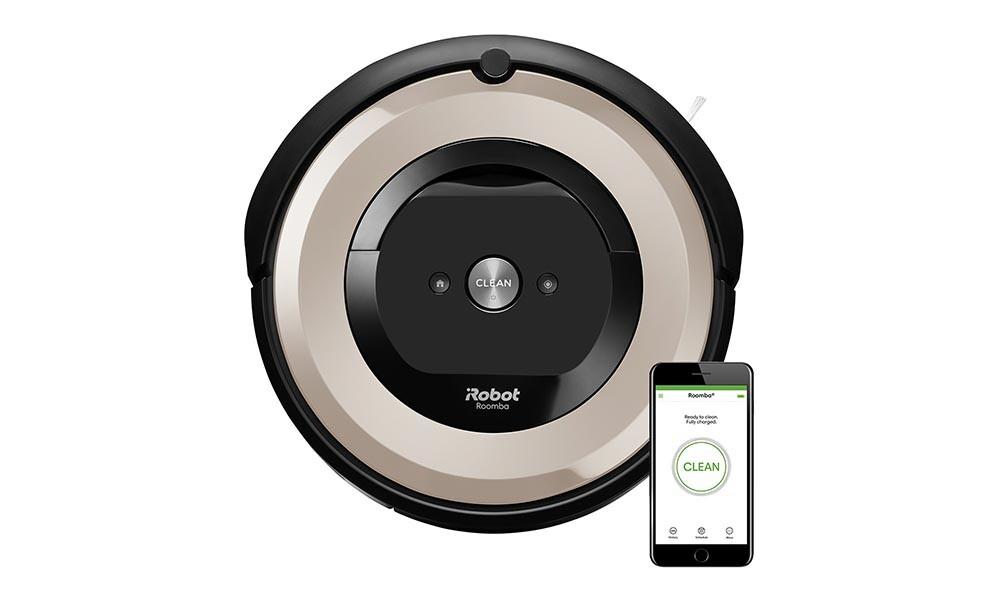 Financiación hasta en 12 meses sin intereses, envío gratis o recogida Click&Car: el robot aspirador Roomba e5 por 319 euros es un chollo en El Corte Inglés