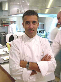 Sergi Arola, un chef  de moda