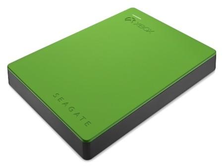 Microsoft y Seagate crean un disco externo de 2TB para la Xbox One/360