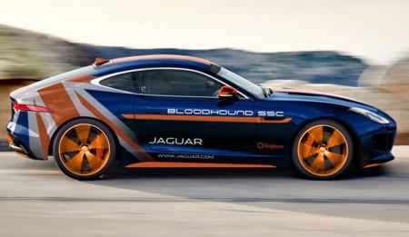 Jaguar F-Type R AWD Bloodhound SSC RRV