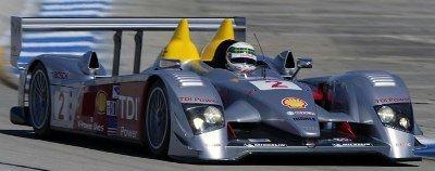 El Audi R10 TDI debuta en Sebring