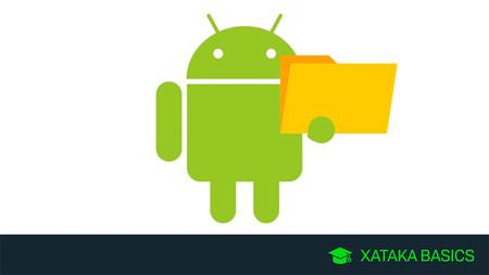 Cómo crear carpetas en Android